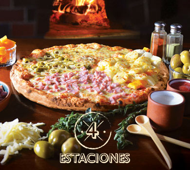 Pizzas mixtas