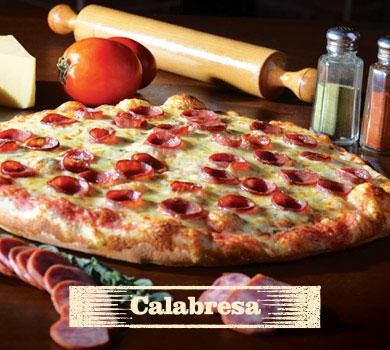 Pizzas simples
